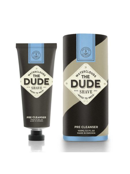 Waterclouds The Dude Shave Pre Cleanser