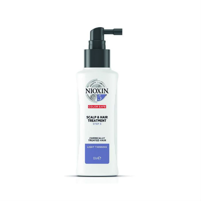 Nioxin System 5 Scalp Treatment 100 ml