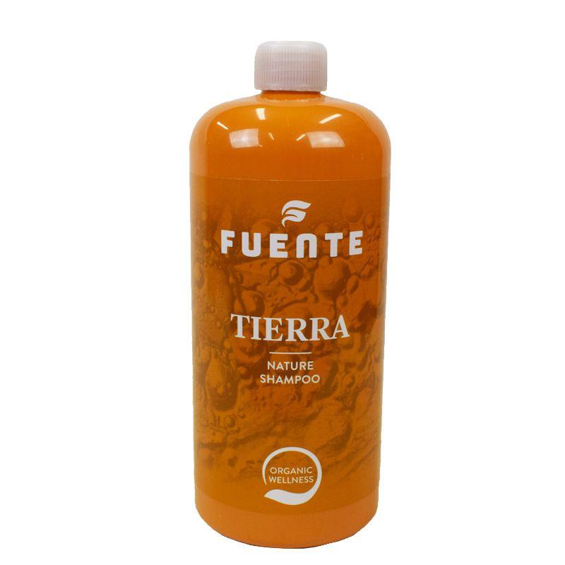 Fuente Nature Wellness Shampoo