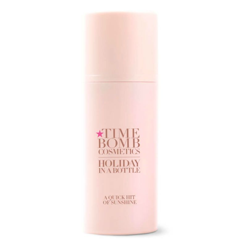 Time Bomb Holiday In A Bottle Sunkissed Instant Complexion B