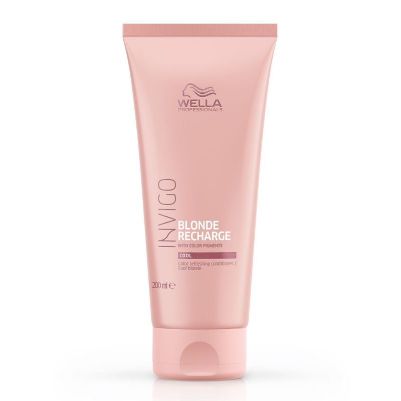 Wella Professionals INVIGO Blonde Recharge Cool Blond Conditioner