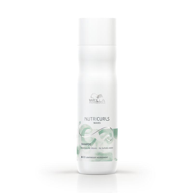 Wella Professionals Nutricurls Shampoo voor Golven