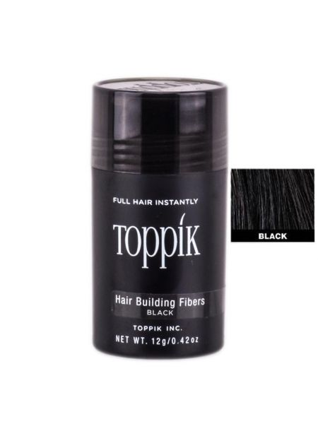 Toppik Hairbuilding Fibers Black