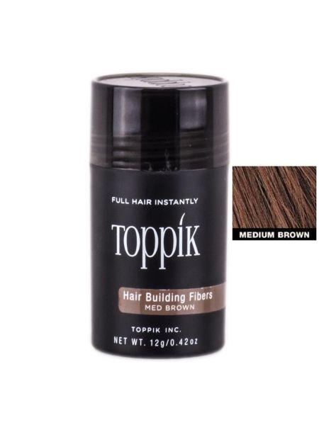 Toppik Hairbuilding Fibers Medium Brown