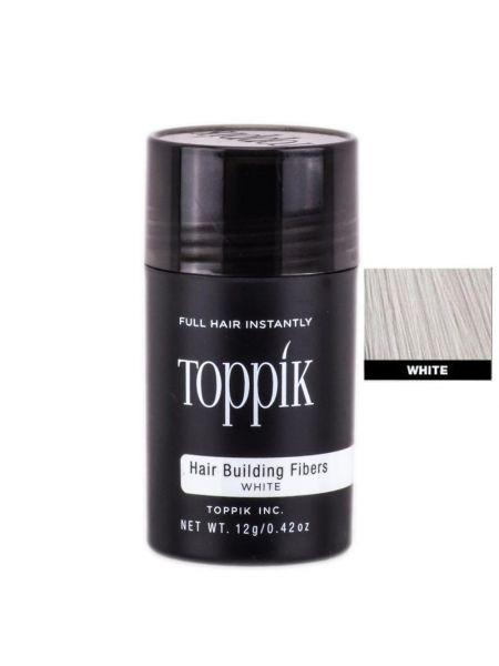 Toppik Hairbuilding Fibers White