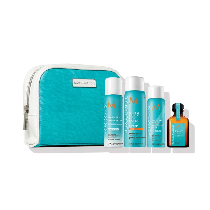 Moroccanoil Refresh & Go Travel Kit