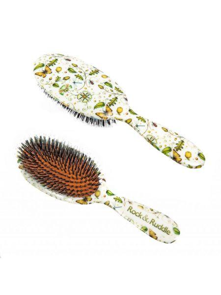 Rock & Ruddle Haarborstel Vlinders En Natuur