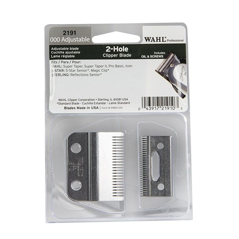 WAHL 5 Star Magic Clip Cordless Tondeuse Blade Head