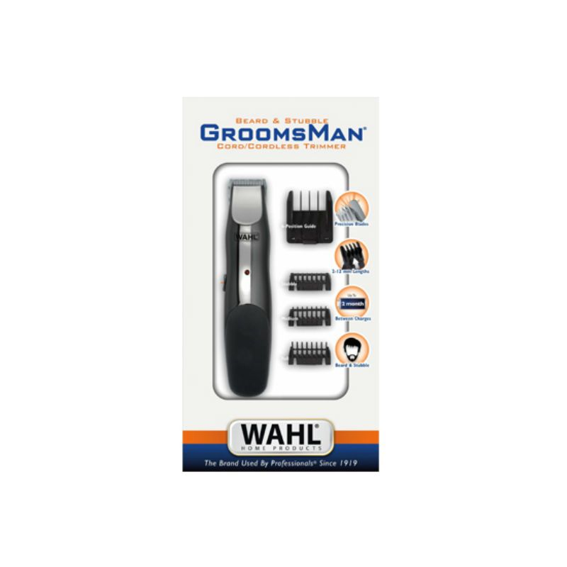 Wahl Baardtrimmer Cord/Cordless