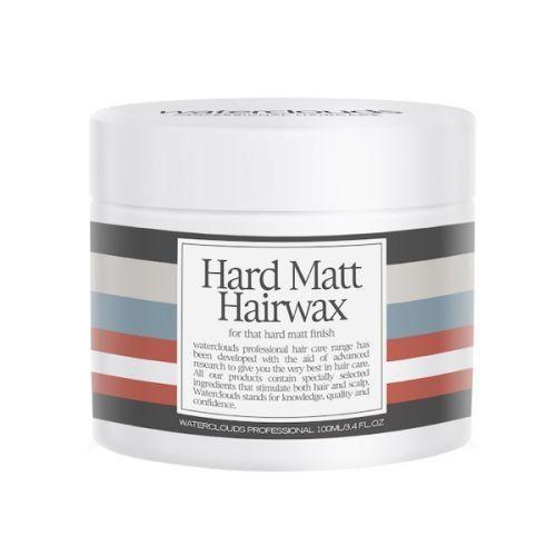 Hard Matt Hairwax