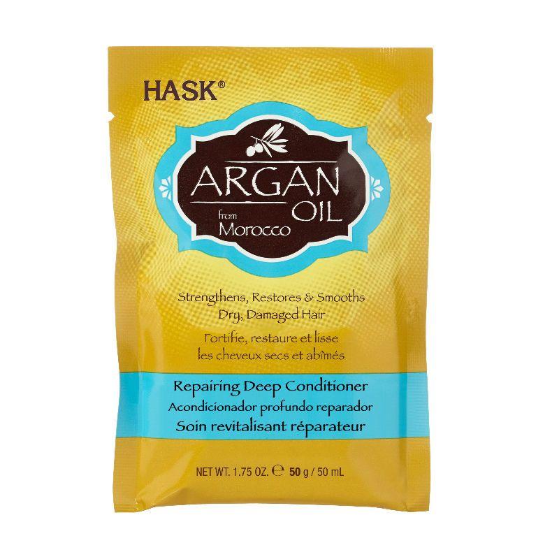 Hask Argan Oil Deep Repairing Conditioner Packet
