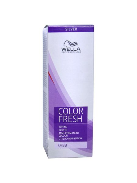 Wella Color Fresh Liquid