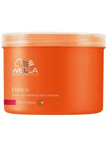 Wella Enrich Masker Fijn/Normaal Haar