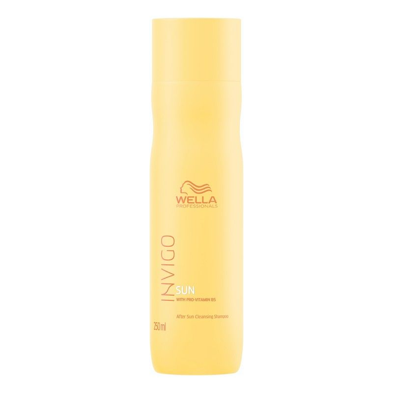 Wella Sun Hair & Body Shampoo