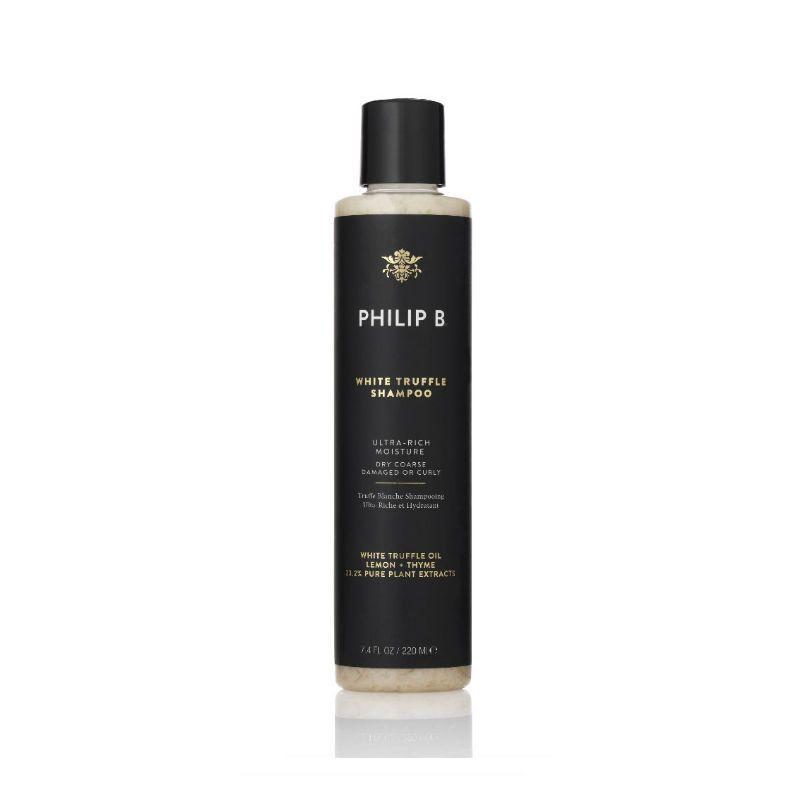 Philip B White Truffle Moisturizing Shampoo