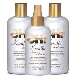 CHI Keratin Rebuild, Revive & Protect Kit