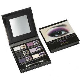Christian Smokey Eyeshadow Palet Purple