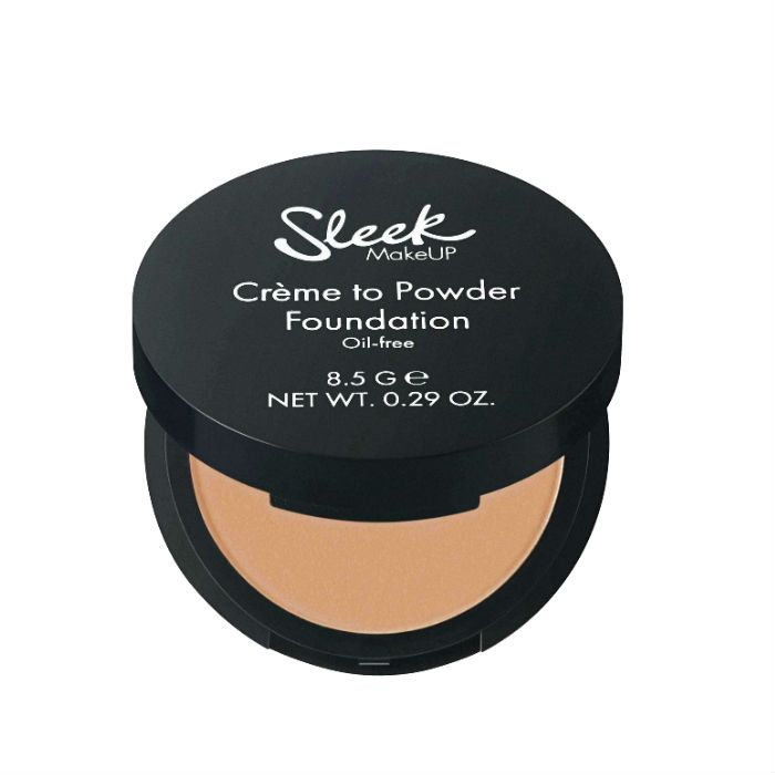 Sleek Crème to Powder Foundation