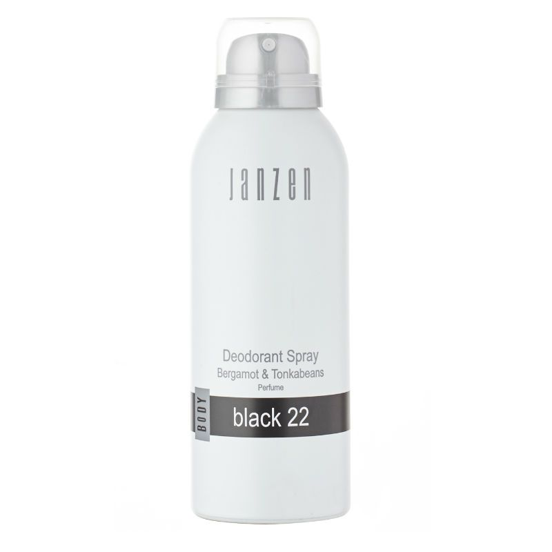 Deodorant Spray Black