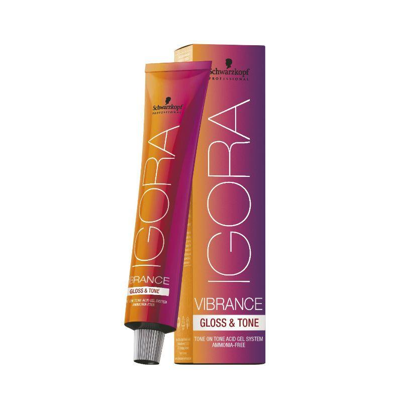 Schwarzkopf Igora Vibrance Gloss & Tone Haarverf