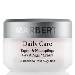 Marbert Basic Care/Daily Care Day & Night Cream voor de Droge Huid
