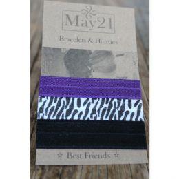 May21 Best Friends haarelastiek/armband 301