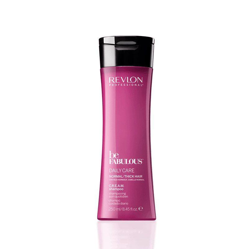 Revlon Be Fabulous Daily Cream Shampoo voor normaal tot dik haar