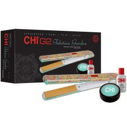 CHI G2 Limited Edition Tahitian Garden Hairstyling Iron Stijltang
