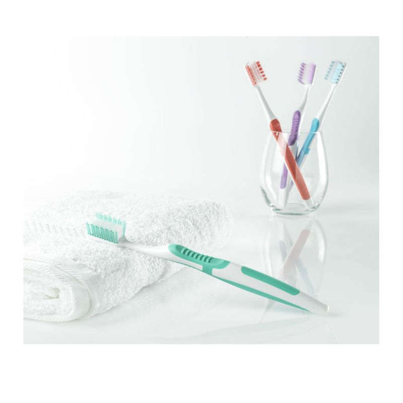 World Wide Daily Better Toothbrush Medium Hardheid Prem. handvat