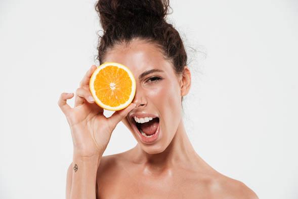 Verbeter je huid met vitamines!