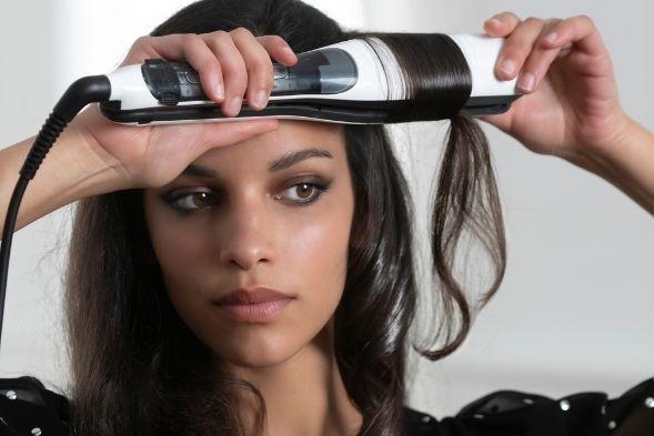 How to: In 5 stappen je haar krullen met de Steampod 3.0